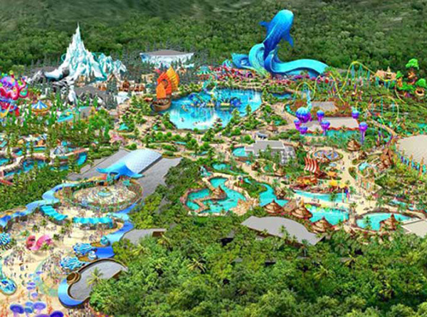 Chimelong Ocean Kingdom 5