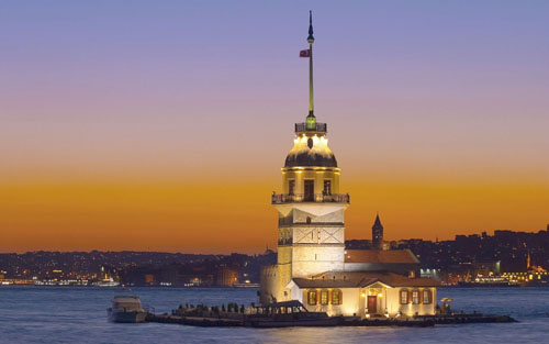 istanbul-by-maiden-tower-1440x900