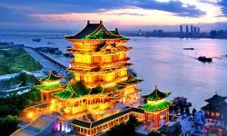 Giang Tây - địa điểm du lịch nổi tiếng tại Trung Quốc