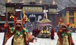 Muôn màu lễ hội văn hóa ở vùng đất thiêng Tây Tạng, Trung Quốc