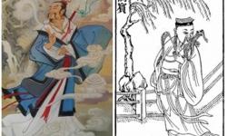 Lã Động Tân, vị tiên nổi tiếng trong Đạo giáo Trung Hoa