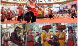 Thú vị Nhạc kịch truyền thống Ache Lhamo của Tây Tạng, Trung Quốc