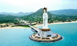 Du lịch đảo Hải Nam ở Trung Quốc