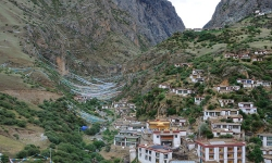 Ghé thăm Ni viện Tidrum ở khu tự trị Tây Tạng, Trung Quốc