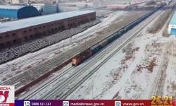 Trung Quốc mở tuyến đường sắt tới Châu Âu