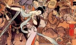 Hồ Thái hậu thời Bắc Tề bỏ thâm cung làm kỹ nữ lầu xanh vì lạc thú