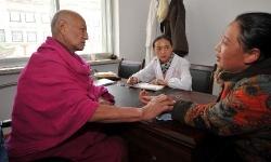 Tinh hoa y thuật Tây Tạng, Trung Quốc